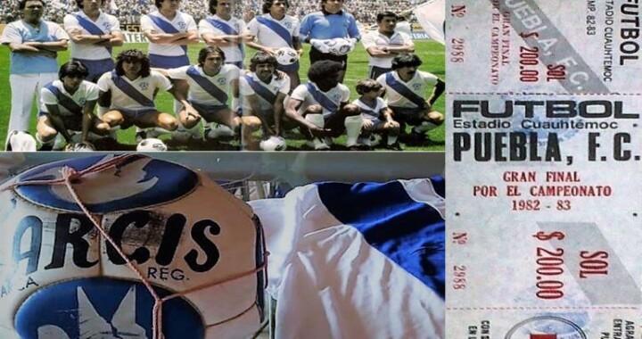EL 29 de mayo de 1983 se jugaba la final 82-83 en el estadio Cuauhtémoc