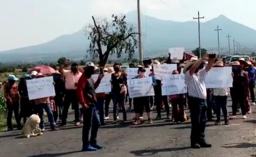 En San Miguel Espejo piden cerrar fabrica de composta