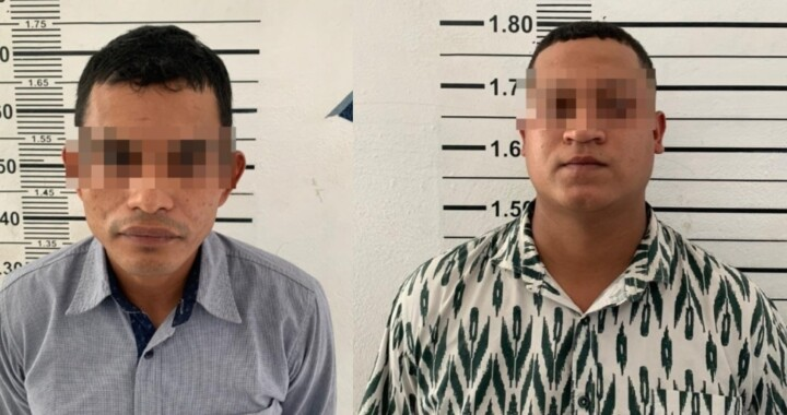 "Capturan en Tehuacán a colombianos dedicados al sistema ""gota a gota"""