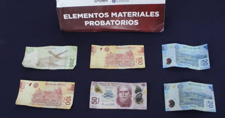 Capturan a ladrón por robo en gasolinera en la Leobardo Coca