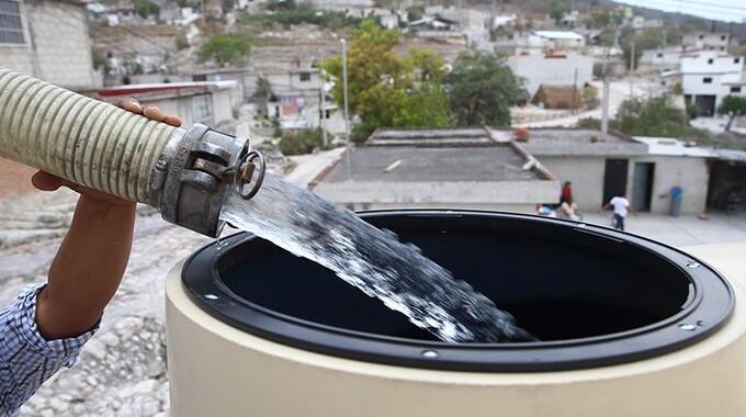 """Inicia programa """"Porque el Agua es tu Derecho"""""""