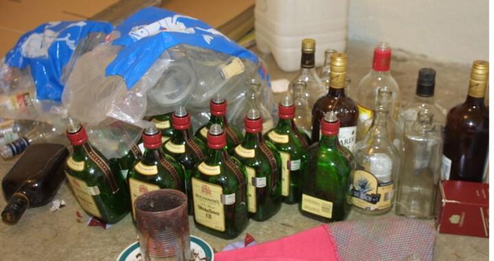 Reportan 42 muertes por  ingerir alcohol adulterado en Puebla