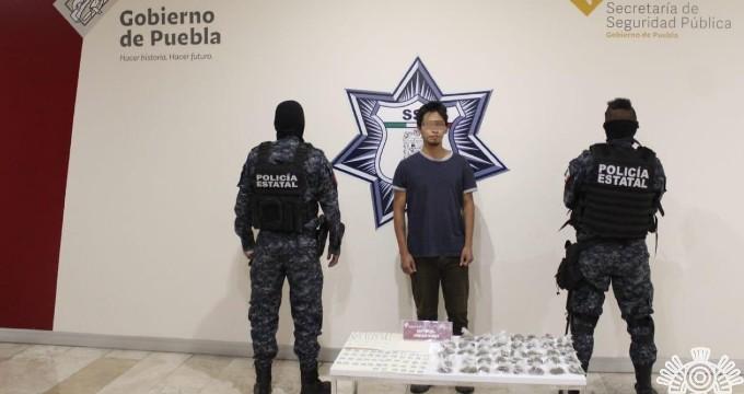 """Detiene SSP a narcomenudista de """"Los Sinaloa"""""""