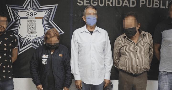 """Capturan a integrantes de la banda """"Los de la Bolita"""""""