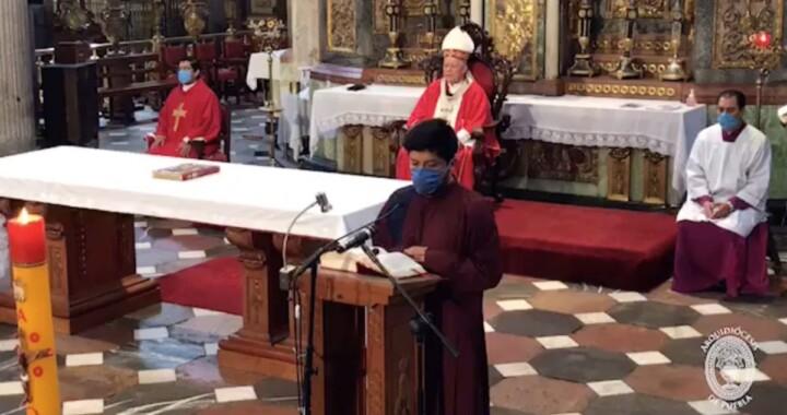 Pide Arzobispo paz para todos los fallecidos por Covid-19