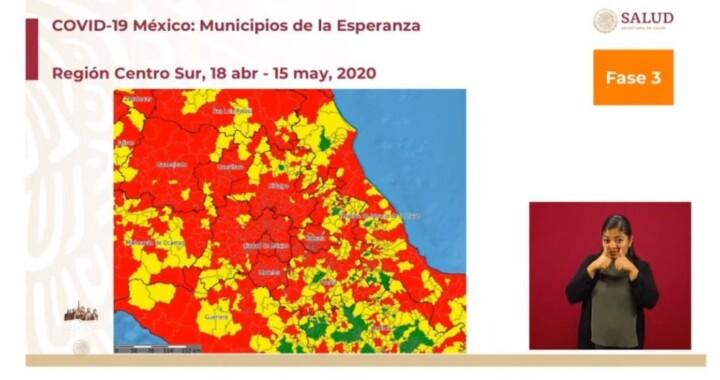 """Tiene la entidad 13 """"Municipios de la Esperanza"""""""