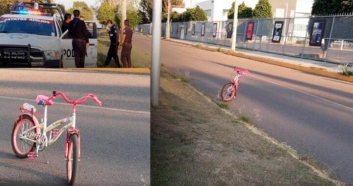 Supuesta desaparición de una niña en San Manuel; Seguridad Ciudadana dice que solo abandonó su bici