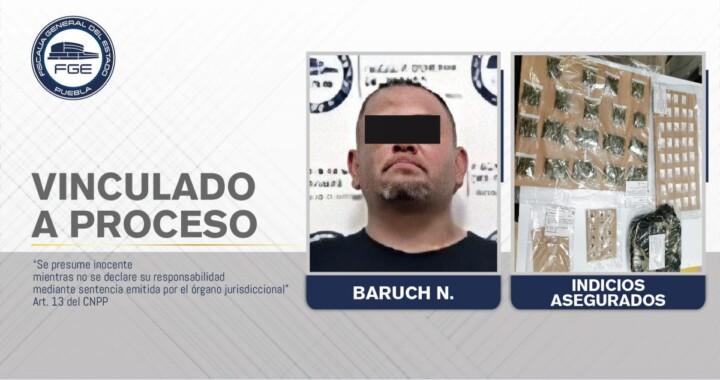 """Declaran prisión preventiva contra """"El Brux"""" uno de los principales criminales de la capital"""