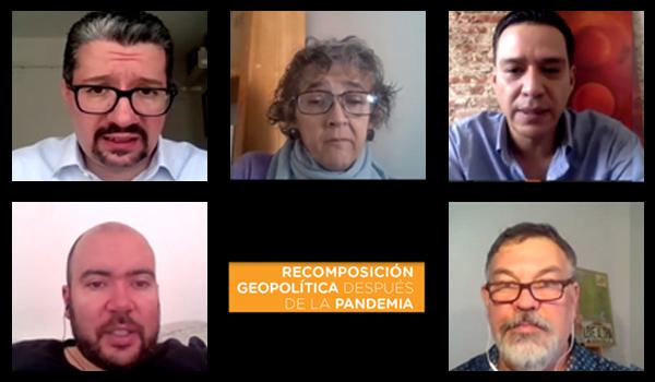 Covid-19 afectará la recomposición geopolítica global: expertos UDLAP