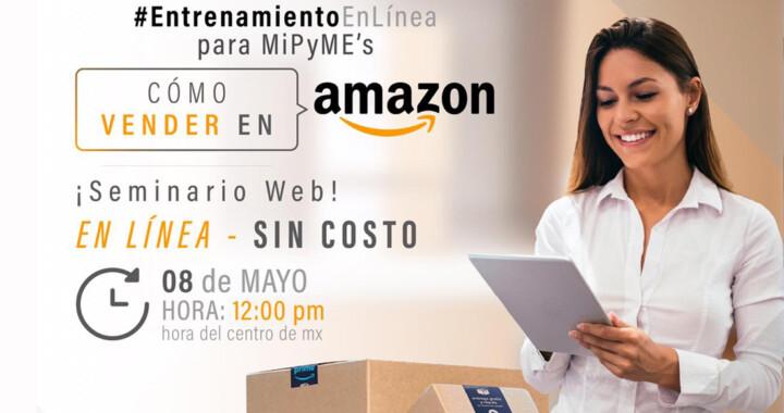 Economía y Amazon desarrollan taller en línea