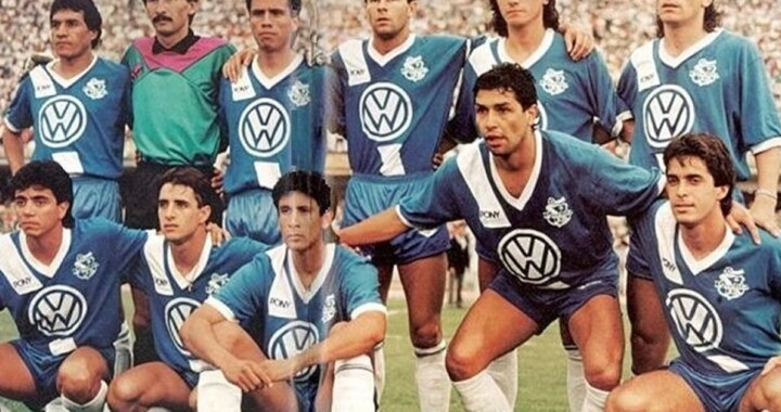 """A 30 años del Puebla """"super campeón"""""""