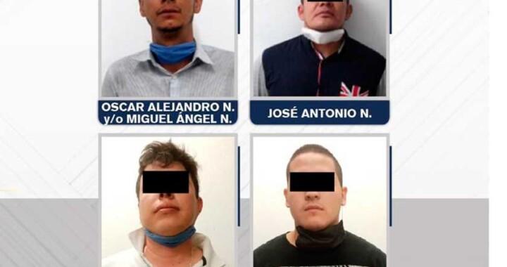 FGE Puebla catea inmueble en Angelópolis: aseguran vehículos, armas y drogas