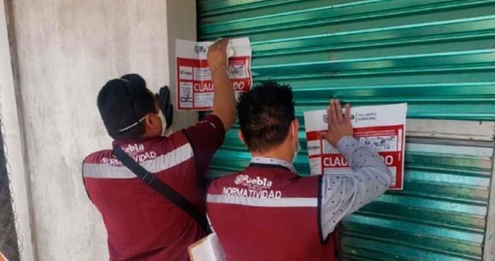 Clausuran establecimientos con venta de bebidas alcohólicas durante contingencia