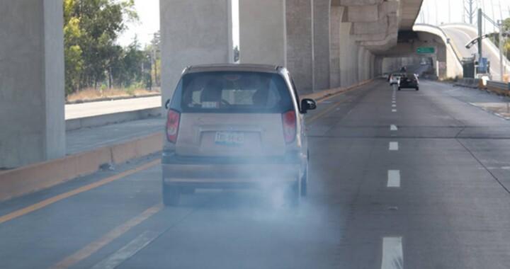 """Programa """"Hoy no circula"""" evitará la generación de 200 mil toneladas de contaminantes"""