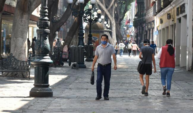 Declara Miguel Barbosa extensión del decreto de confinamiento hasta todo junio