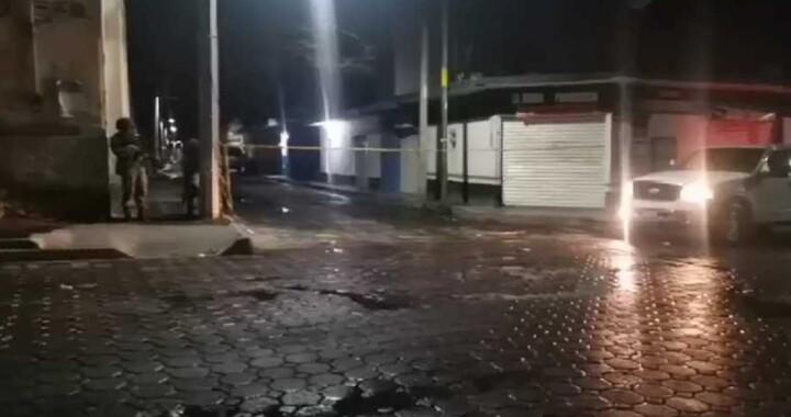 Disparan a la casa del director de Seguridad Pública de Tlacotepec de Benito Juárez