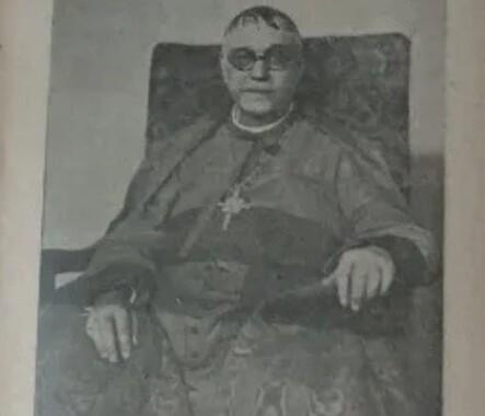 Don Pedro Vera y Zuria tomó posesión como Arzobispo