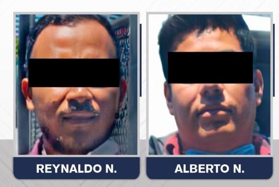 Vinculan a proceso a los detenidos con 3 millones de pesos