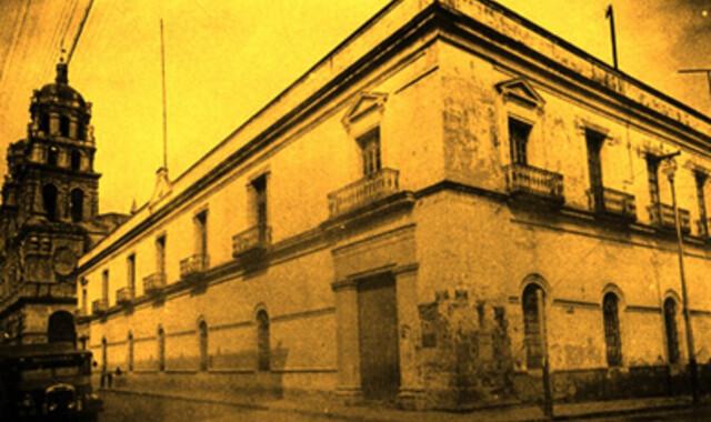 El IMPERIAL COLEGIO DE SAN IGNACIO
