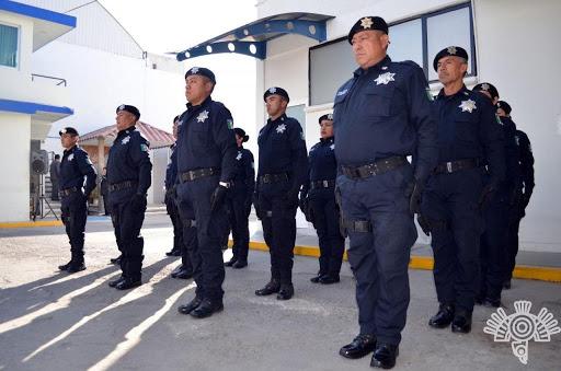 Inicia policía auxiliar reclutamiento de personal operativo