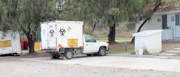 Fijan plazo a empresa para retirar residuos hospitalarios en Valsequillo