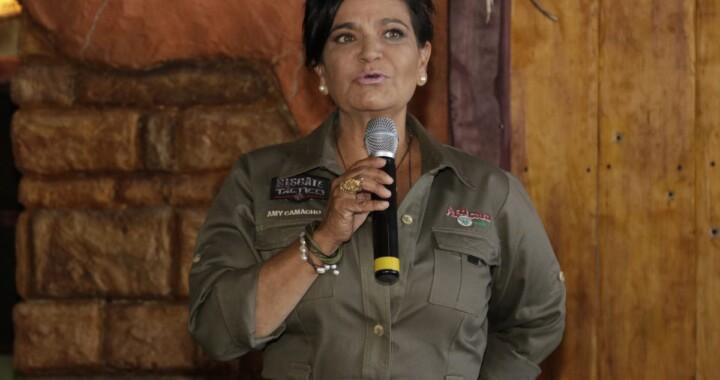 Fallece Amy Camacho directora de Africam Safari