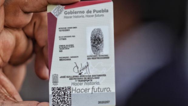 Expide Gobierno Constancia Digital para reposición y duplicado de licencias de conducir
