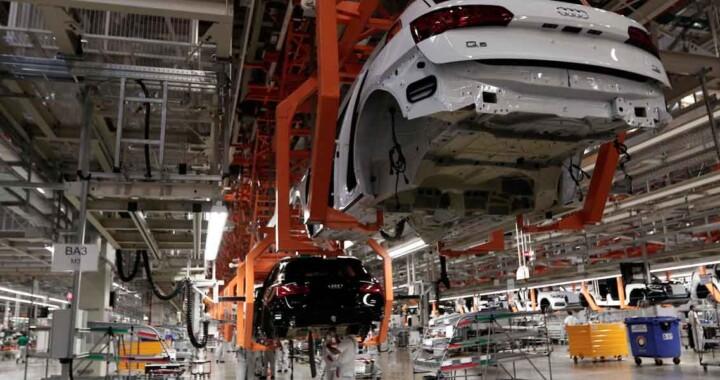 VW y Audi a la baja: Decrecen exportaciones por pandemia