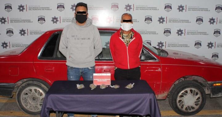 Detiene SSC a dos ladrones de vehículos