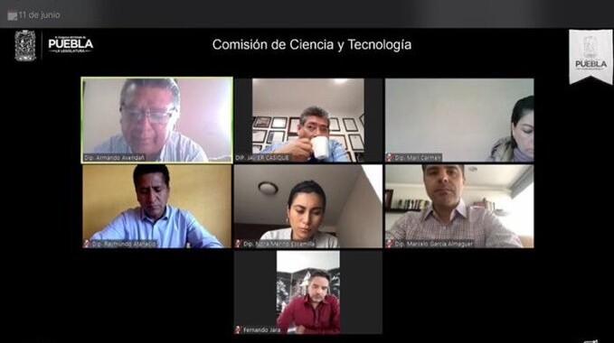 """El Congreso del Estado convocan a la presea estatal de ciencia y tecnología """"Luis Rivera Terrazas"""""""