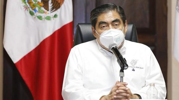 """La captura de """"El Loco Téllez"""", demuestra el compromiso de devolver la seguridad a Puebla: Barbosa Huerta"""