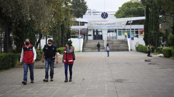 Volkswagen sigue operando a pesar de muerte de trabajador por problemas respiratorios