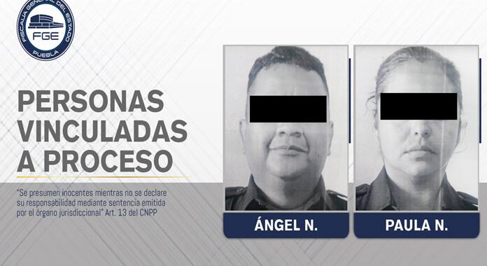 Fiscalía obtuvo prisión contra dos policías por agresión a ciudadanos