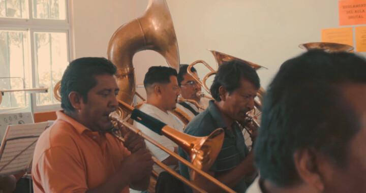 Secretaría de Cultura impulsa desarrollo de la música regional de la Mixteca poblana