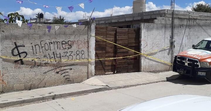 Clausurado, sitio que almacenaba residuos peligrosos en Xonacatepec