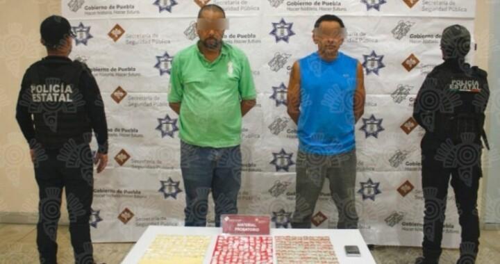 """Detienen a integrantes de la banda de """"Los Michoacanos"""""""