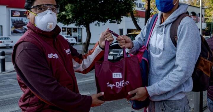 Otorga Gobierno Municipal 5 mil kits a usuarios del RUTA
