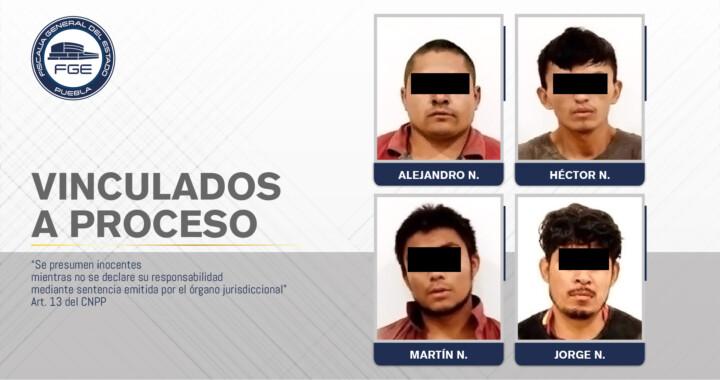 Prisión preventiva contra presuntos responsables de robo a Bachoco