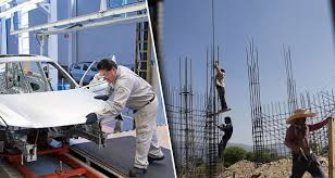 Habrá nuevas directrices para la reactivación de las industrias automotriz y de la construcción