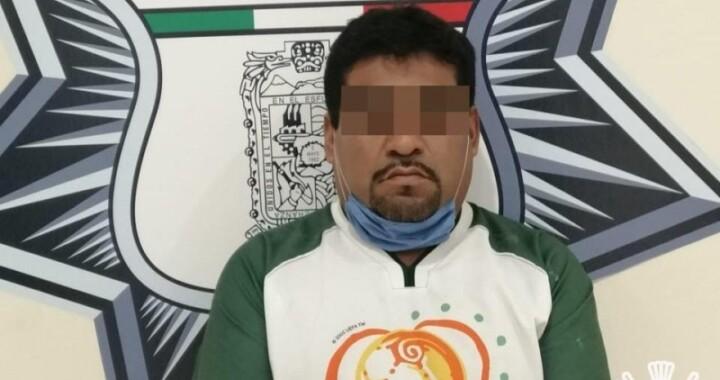 """Detienen a """"El Pacheco"""", narcovendedor de """"El Pelón"""""""