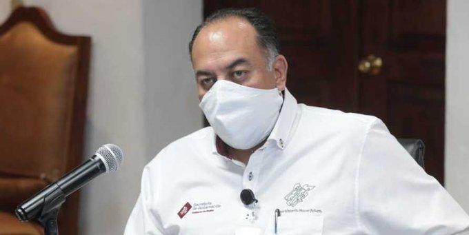 Activado penal Covid-19 en Puebla: David Méndez