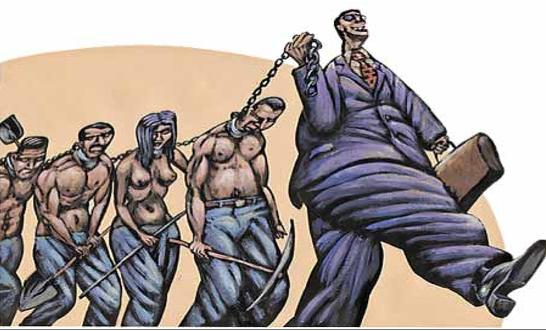 Esclavitud en el trabajo ¿Por tiempos de pandemia o siempre ha sido así?