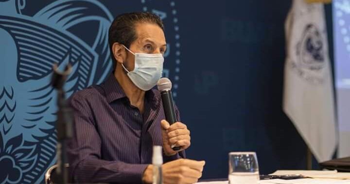 Esparza Ortiz exige justicia tras el asesinato del estudiante de la facultad de estomatología