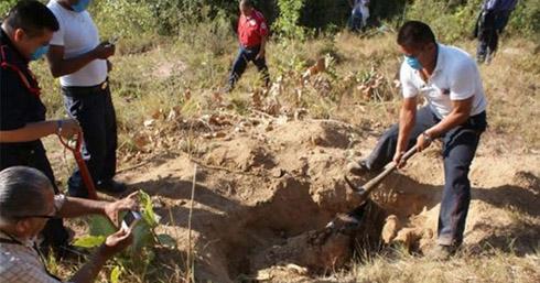 En 13 años, encuentran 51 cadáveres en fosas clandestinas de Puebla y Tlaxcala