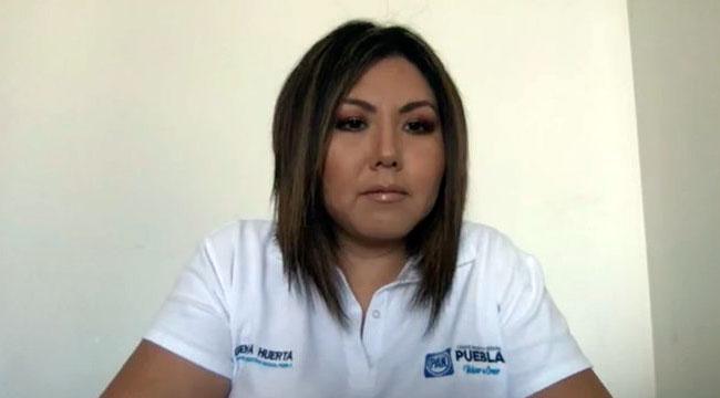 Son expresiones de la sociedad las marchas Anti-AMLO: Genoveva Huerta