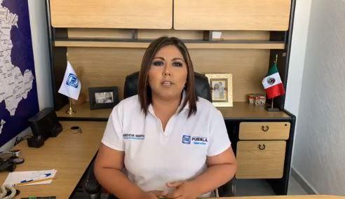 PAN no sera parte del régimen dictatorial de Barbosa: Genoveva Huerta