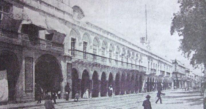 1 de Junio de 1903: Se entregaba la remodelación del palacio del ayuntamiento de Publa