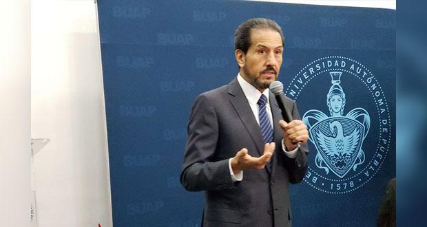 Rendirá rector de la BUAP su tercer informe de labores