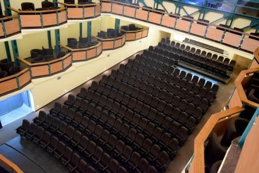 Gobierno de la Ciudad remodela el Teatro de la Ciudad
