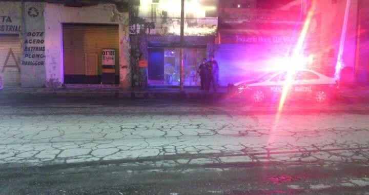 En el Tianguis de Texmelucan disputa termina con dos muertos y tres heridos
